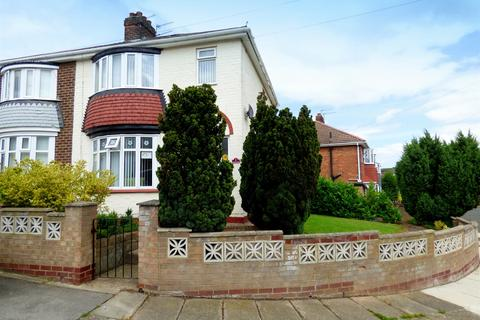 3 bedroom semi-detached house for sale - Milburn Crescent, Norton, Stockton-On-Tees, TS20