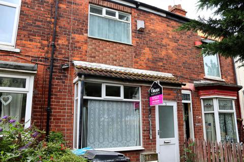 2 bedroom terraced house to rent - Western Villas, Hull, Yorkshire, HU9
