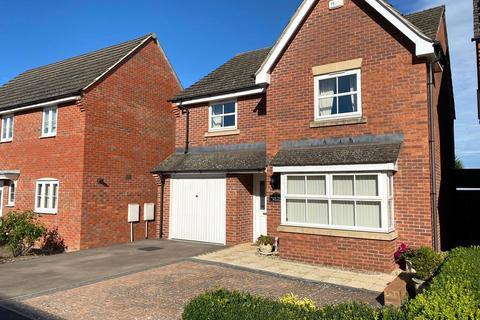 4 bedroom detached house to rent - Nightjar Road, Brockworth, Gloucester, GL3