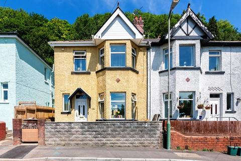 3 bedroom semi-detached house for sale - Herbert Avenue, Risca, Newport. NP11