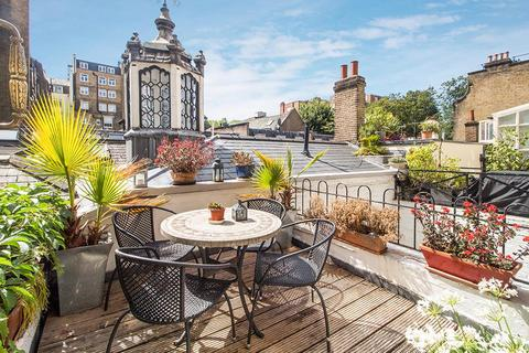5 bedroom terraced house to rent - Connaught Square, London, W2