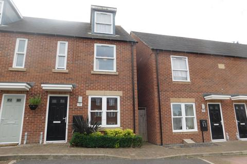 3 bedroom semi-detached house for sale - Majestic Place, Swadlincote, DE11
