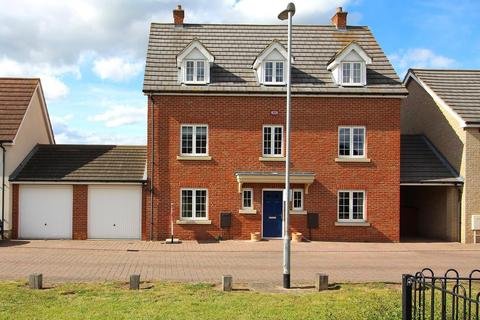 5 bedroom detached house for sale - Baden Powell Close, Great Baddow, Chelmsford, Essex, CM2