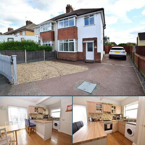 3 bedroom semi-detached house for sale - Elmhurst Avenue, Melton Mowbray, Leicestershire
