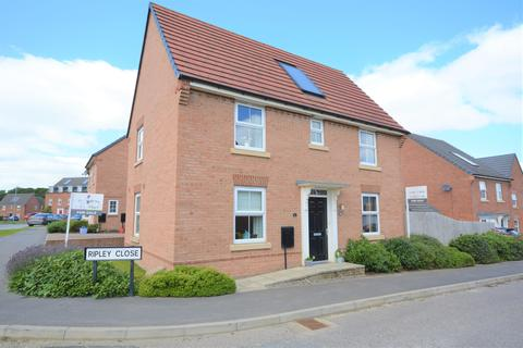 3 bedroom detached house for sale - Ripley Close, Spennymoor, DL16 7FJ