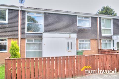 2 bedroom flat to rent - Windermere Close , , Cramlington, NE23 6PQ