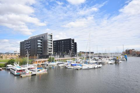 2 bedroom apartment for sale - 1 Bayscape, Watkiss Way, Cardiff Bay, CF11 0TA