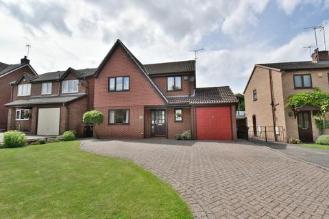 4 bedroom detached house for sale - Ludgate Street, Tutbury