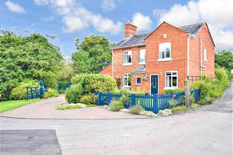 4 bedroom detached house for sale - Station Road, Marsh Gibbon