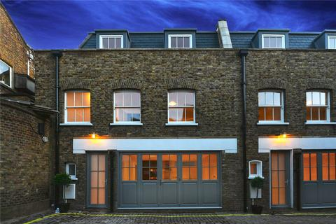 3 bedroom mews to rent - Rainsford Street, London, W2