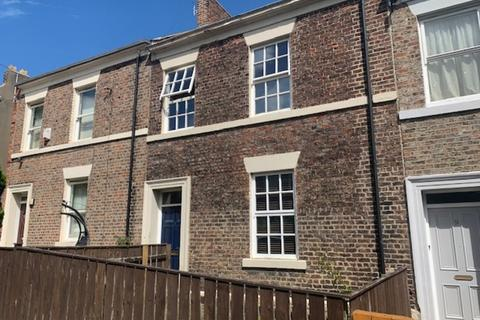 4 bedroom terraced house to rent - Lancaster Street, NE4