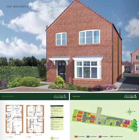 3 bedroom detached house for sale - Greenfields, Easton Road, Bridlington