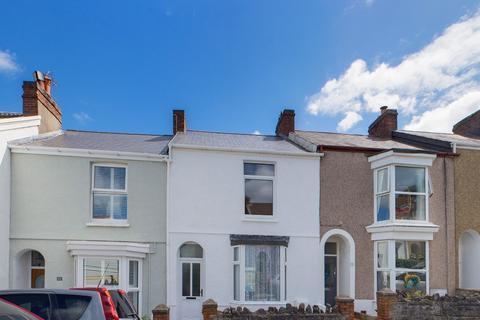 2 bedroom terraced house for sale - Woodville Road , Mumbles, Swansea, SA3 4EA