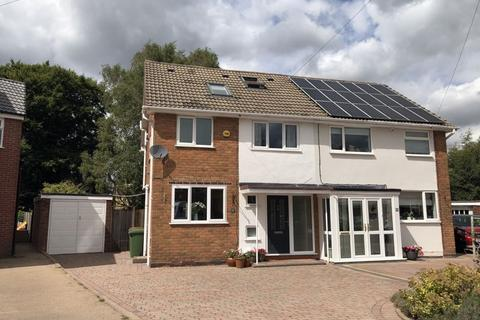 3 bedroom semi-detached house for sale - Bracken Way, Streetly, Sutton Coldfield