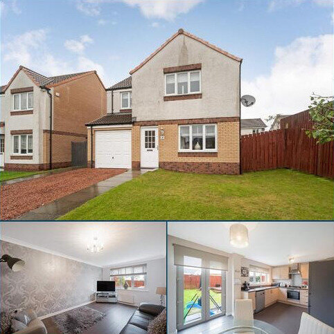 4 bedroom detached house for sale - Croftcroighn Court, Garthamlock, Glasgow, G33 5JF