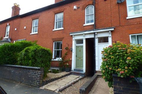 4 bedroom terraced house to rent - Clarence Road, Harborne, Birmingham, B17 9JY