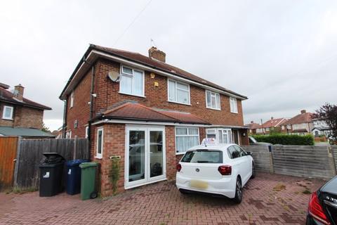 4 bedroom semi-detached house for sale - Kingshill Avenue, Northolt