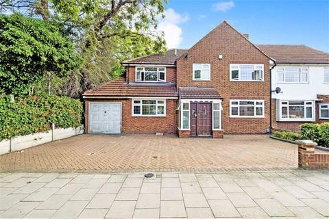 4 bedroom semi-detached house for sale - Farnes Drive, Gidea Park, Romford