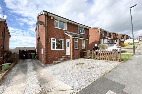 2 bedroom semi-detached house for sale - Foxcroft Chase, Killamarsh, Sheffield, Derbyshire, S21 1JL