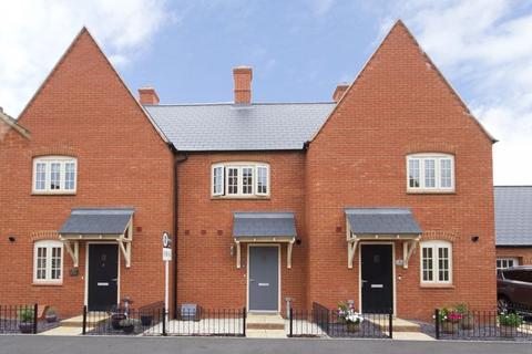 2 bedroom terraced house for sale - Gemini Way, Brackley