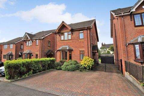 3 bedroom detached house for sale - Willowcroft Way, Harriseahead, Stoke-On-Trent