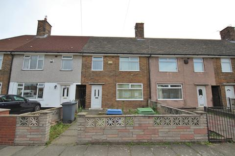 3 bedroom terraced house to rent - Lovel Road, Liverpool, L24