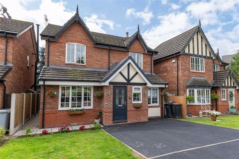 4 bedroom detached house for sale - Eaton Way, Audlem, Cheshire