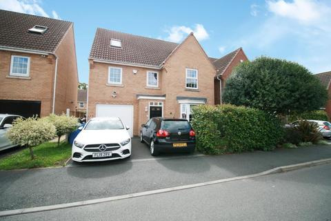 6 bedroom detached house for sale - Magellan Way, Derby