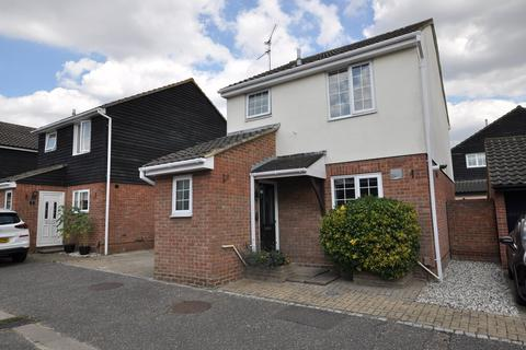 3 bedroom detached house for sale - Pocklington Close, Chelmer Village, Chelmsford, CM2
