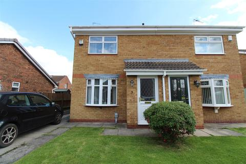 2 bedroom semi-detached house for sale - Countess Close, Hull