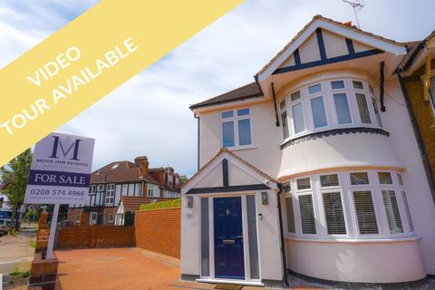 3 bedroom semi-detached house for sale - Greencroft Road, Hounslow, TW5