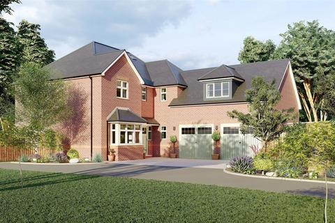 5 bedroom detached house for sale - Hockley Gardens, Wingerworth, Chesterfield