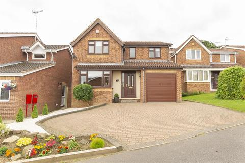 4 bedroom detached house for sale - Farm View, New Tupton, Chesterfield