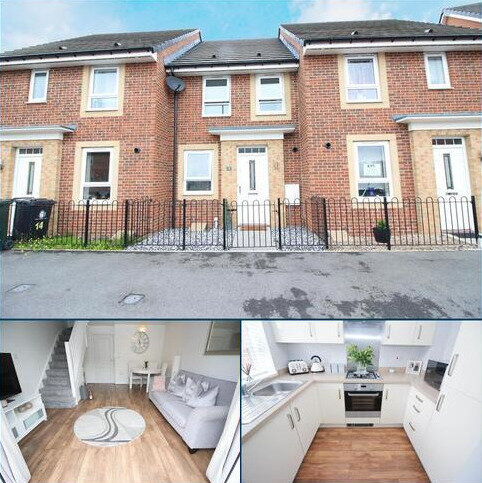 2 bedroom terraced house for sale - Northumbrian Way, Newcastle Upon Tyne
