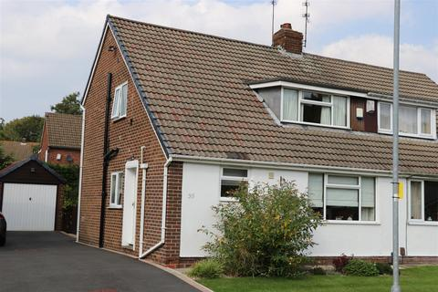 3 bedroom semi-detached house for sale - Barfield Crescent, Alwoodley