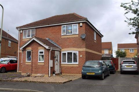 2 bedroom semi-detached house for sale - Cranstone Crescent, Glenfield