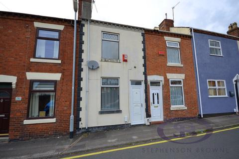 2 bedroom terraced house for sale - Russell Street, Wolstanton, Newcastle