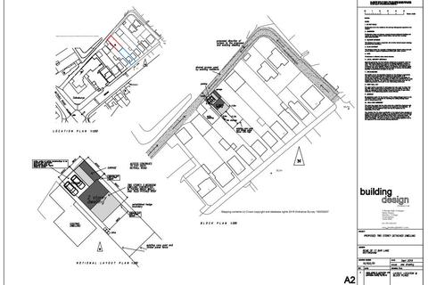 Plot for sale - Bar Lane, Basford, Nottingamshire, NG6 0HT