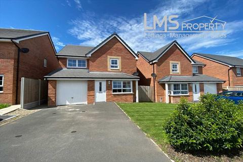 3 bedroom detached house for sale - Dunnock Close, Winsford