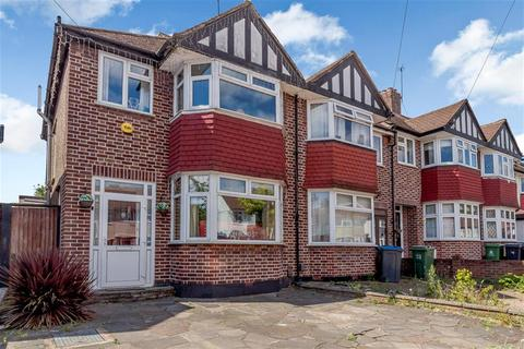 3 bedroom end of terrace house for sale - Risborough Drive, Worcester Park , KT4