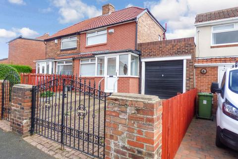 2 bedroom semi-detached house for sale - Cragside Gardens, Lobley Hill, Gateshead, Tyne & Wear, NE11 0AQ