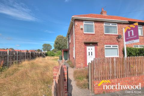 3 bedroom semi-detached house for sale - Elrington Gardens, Fenham, Newcastle upon Tyne, NE5 2HP