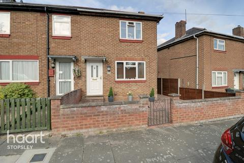 2 bedroom end of terrace house for sale - Derwent Road, Luton