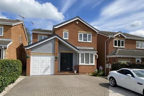 4 bedroom detached house for sale - Grove Gardens, Brimington, Chesterfield, S43 1QS