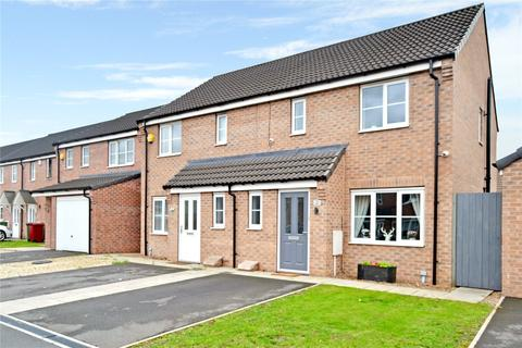 3 bedroom semi-detached house for sale - Shelduck Way, Scunthorpe, North Lincolnshire, DN16