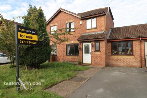 3 bedroom semi-detached house for sale - Speedwell Rise, Stafford