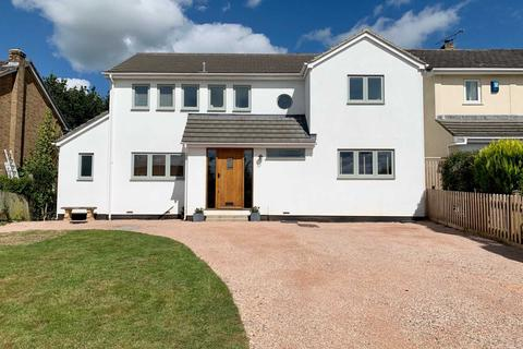 4 bedroom detached house for sale - Slade Close, Ottery St Mary, Devon