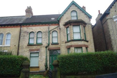 Studio to rent - Waverley Road, Sefton Park