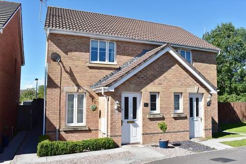 2 bedroom semi-detached house for sale - Chestnut Bush, Broadlands, Bridgend . CF31 5FG