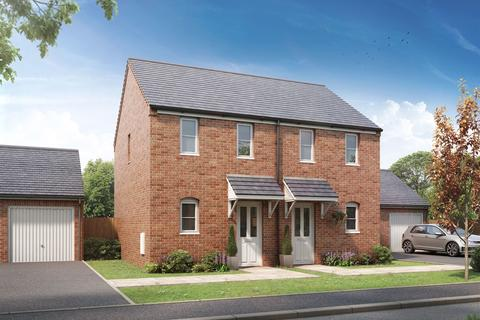 2 bedroom end of terrace house for sale - Plot 303, The Morden at Woods Meadow, Lime Avenue, Oulton Broad NR32